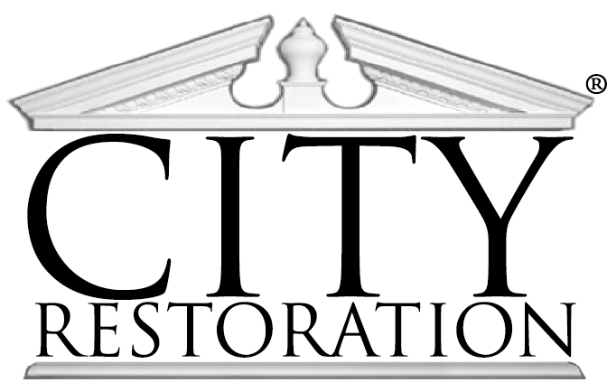 CITY R Logo with R